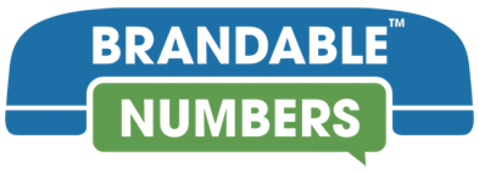 Brandable Numbers